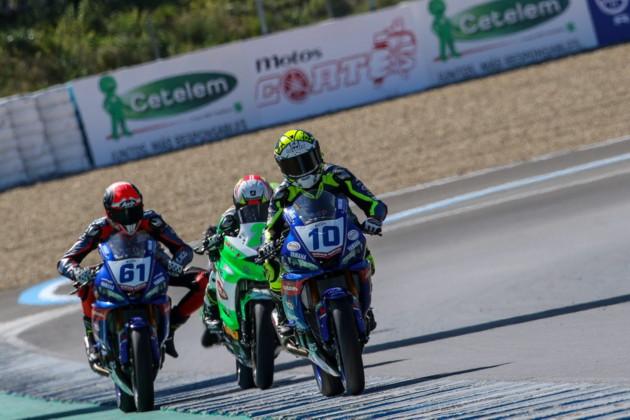 Campeonato de España Cetelem de Superbike en Jerez