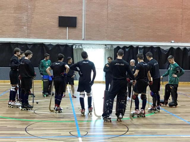 Selección Española de hockey patines