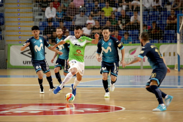 Palma Futsal VS Movistar ©LEONARDO COMPARINI 1100