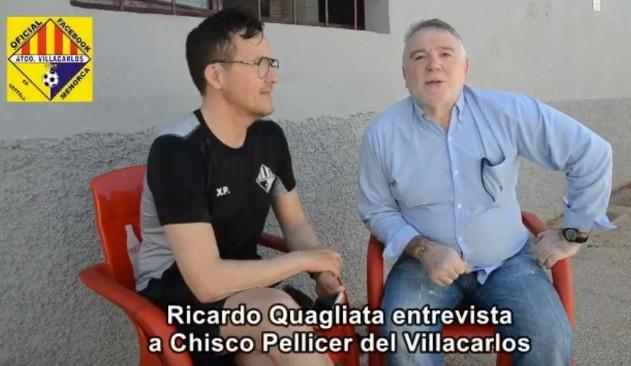 Entrevista a Chisco Pellicer