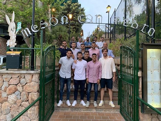Cena fin de temporada del Palma Futsal (1)