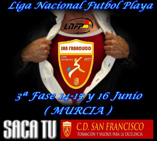Futbol Playa San Francisco