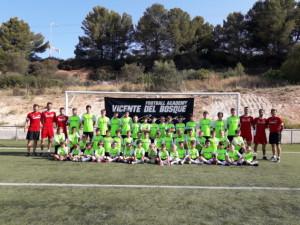 Grupo Campus VDB Mallorca 2019 a