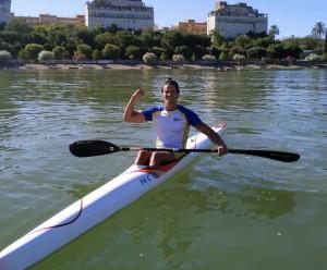 Lluís Zardoya se concentra en Sevilla con el equipo nacional