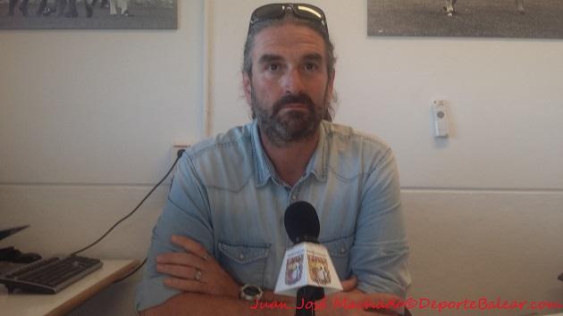 Presidente del C D San Francisco Amedeo Spadaro