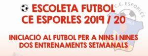 escoleta futbol CE Esporles