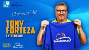 Fichaje Tony Forteza