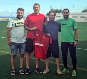 cdshortaChisco,Miguel, Jaume y Francisco