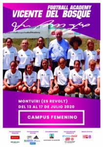 Flyer 1 Campus VDB Femenino 2020