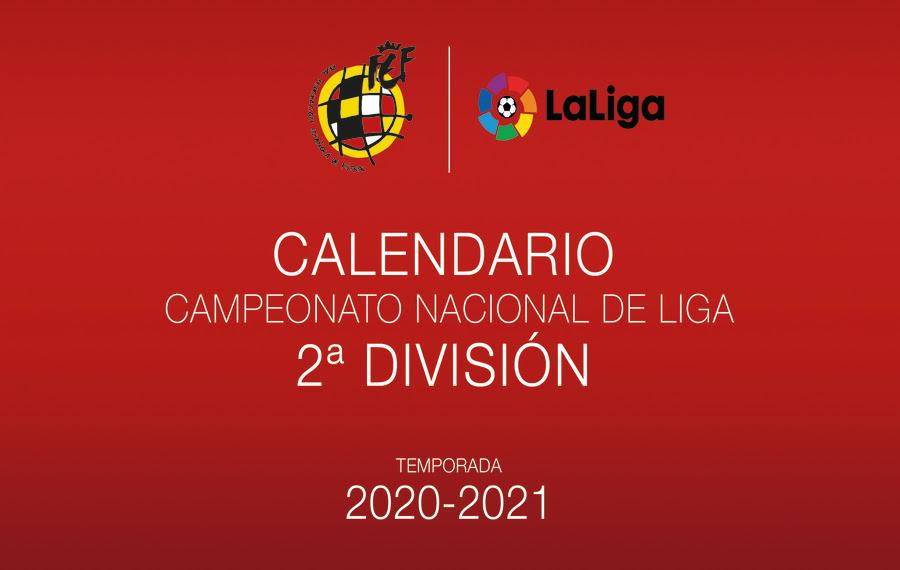 erosión Moral Arcaico  OFICIAL | Este será el calendario de Segunda División para la temporada  2020/2021 | 2ª División | Deporte Balear | Deporte Balear