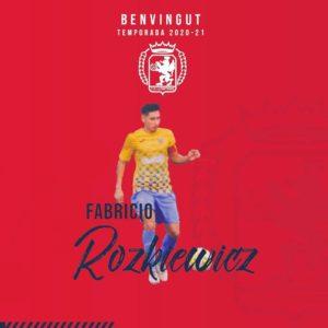 """Fabricio Rozkiewicz """"Fabri"""""""