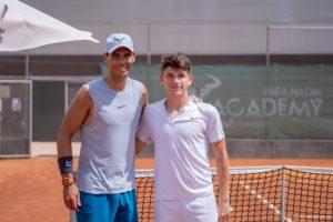 Rafa Nadal & Rafael Giotis