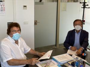 Firma un convenio con la consultora higiénico-sanitaria Biolínea Internacional- (1)