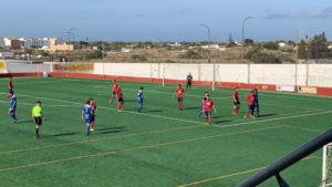 CCE Sant Lluis vs At. Ciutadella