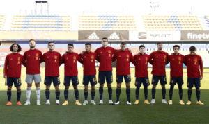 España Sub-21 vs Kazajistán