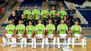 Foto oficial Palma Futsal 20-21