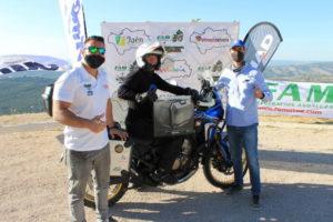 Mototurismo, 5ª Prueba, Jaén