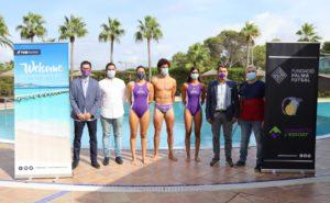 Presentación entre el Palma Futsal y el Mallorca Waterpolo Club (7)