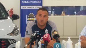 Rueda de prensa de Jordi Roger (1)