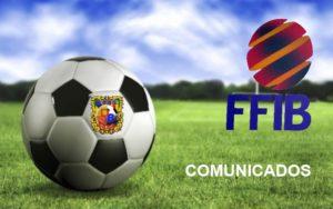 COMUNICADOS FFIB