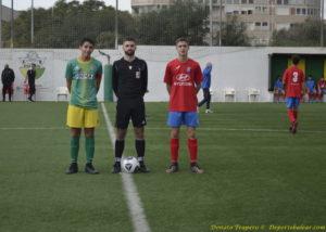Recreativo Rafal vs Margaritense Atletic