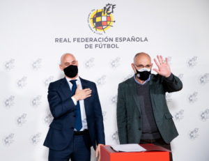 Convenio Federación Mexicana