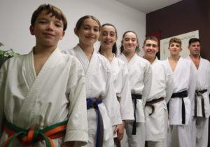 Físics a la gran final de karate de la RFEK- (1)