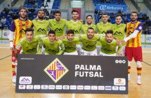 Palma Futsal vs Movistar Inter