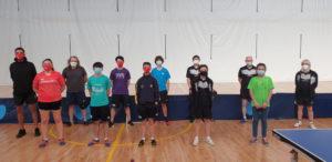 Tenis Mesa, V Open Internacional de Sant Jordi
