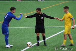 Cd Menorca 2-1 La Salle
