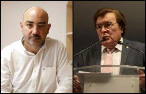 Juanjo Talens, y Miguel Bestard