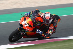 Pedro Acosta, Moto3 Qatar test, 19 March 2021