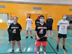 jugadores palma Badminton