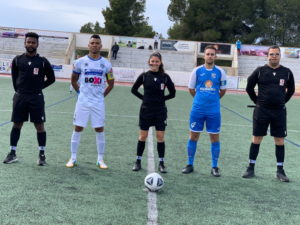 Arenal - 1 Baleares Sin Fronteras - 0