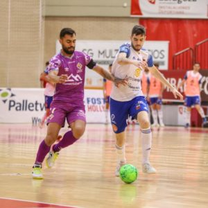 F.E. Zaragoza vs Palma Futsal- (1)