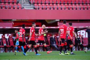 Mallorca vs Lugo