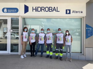 Profesionales Hidrobal - YES WITH CANCER