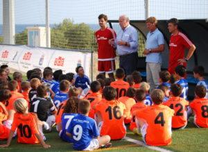 Vicente Del BosqueFootball Academy