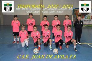 CSE. Juan De Ávila