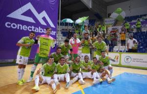 Foto de la victoria